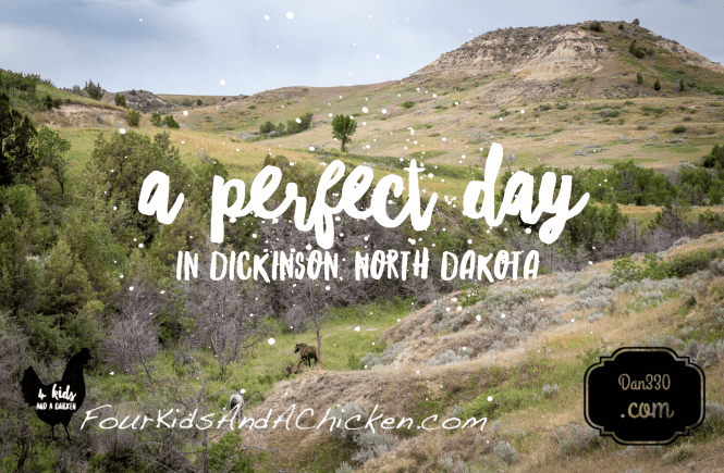 day trip from dickinson north dakota