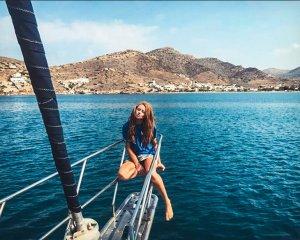 skippered catamaran rentals greece