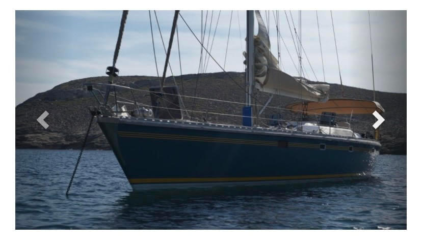 honeymoon sailing charter greece