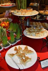 Taste food from our approved caterers