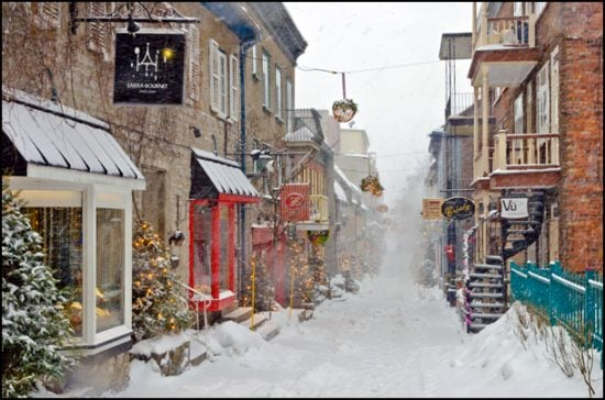 Hot Spots For A Cold Weather Vacation Vacayca