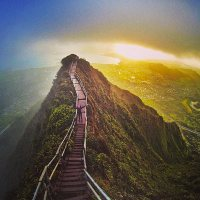 Stairway To Heaven: This Illegal Hawaiian Attraction Is A ...
