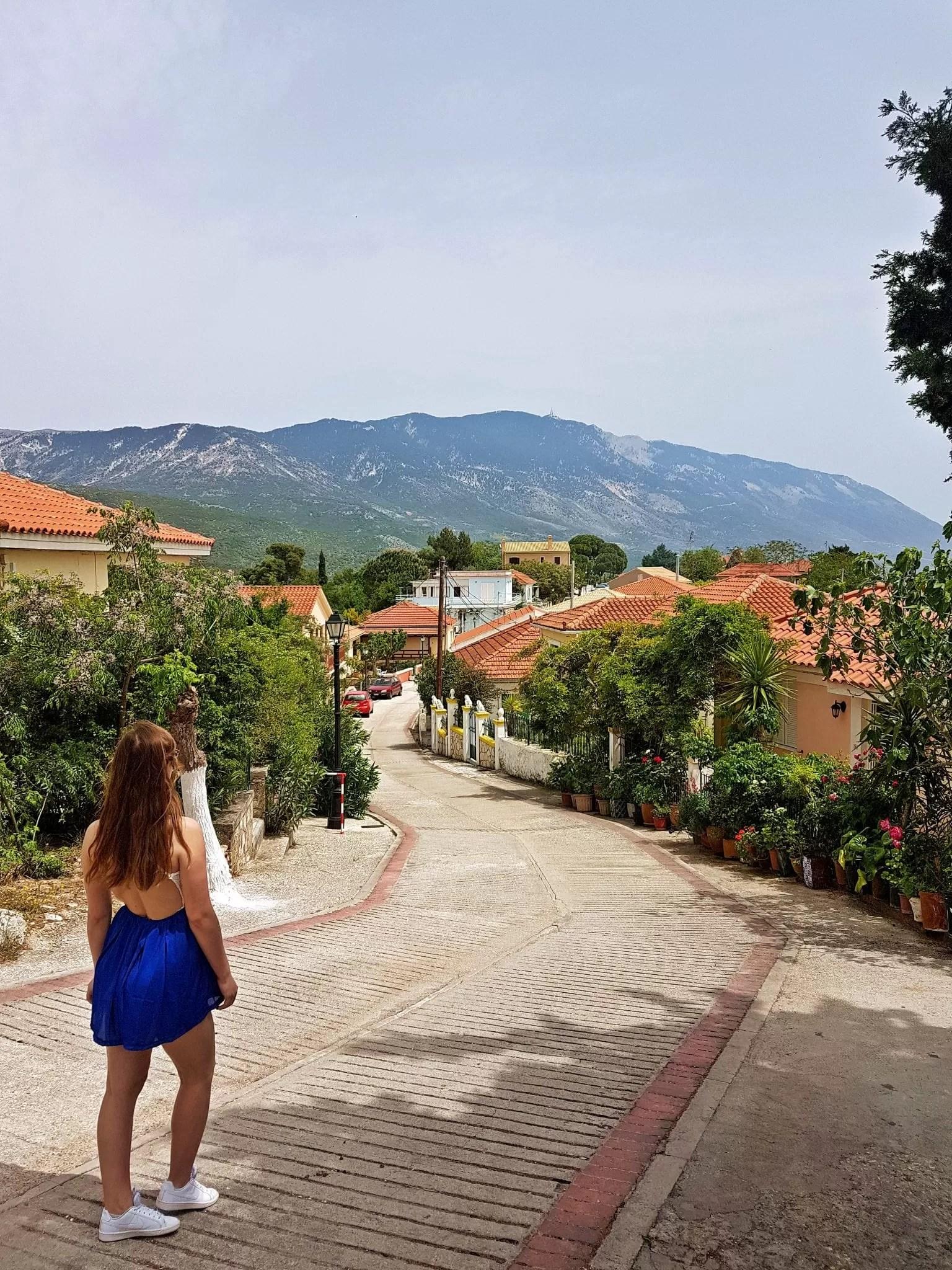 peratata village