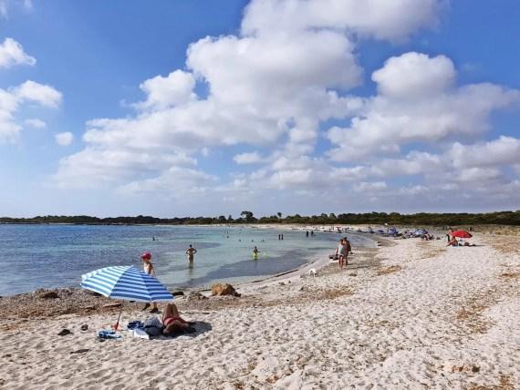 playa es caragol