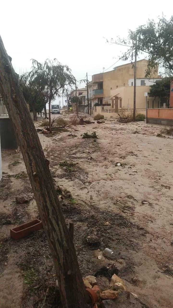 majorka powodz 2020 majorca flood