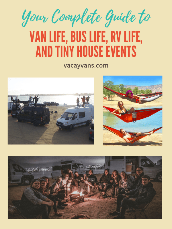 Your Complete Guide To 2019 Camper Van Life Skoolie Rv Tiny