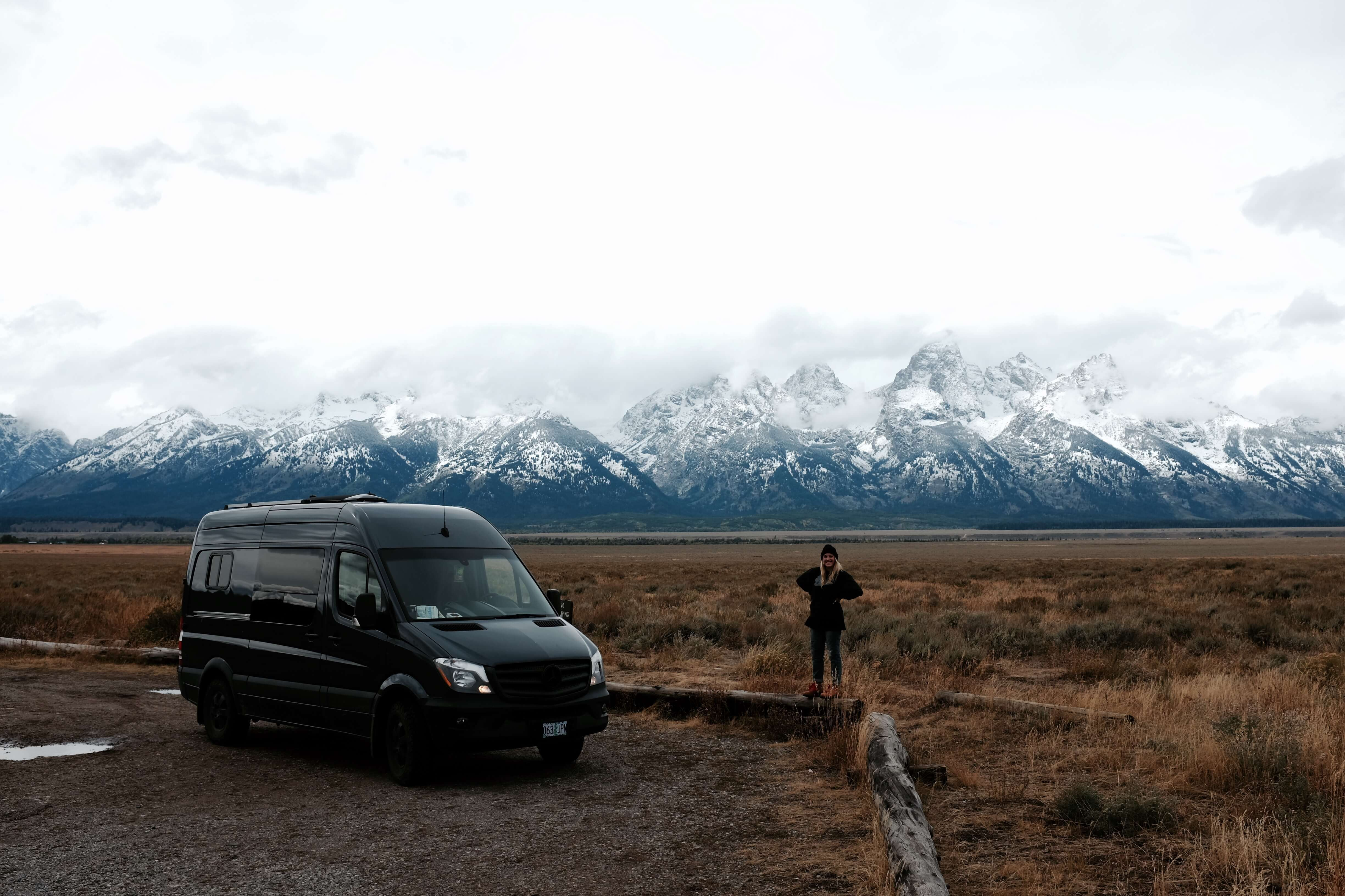 solo female van life blog couple Instagram breakup