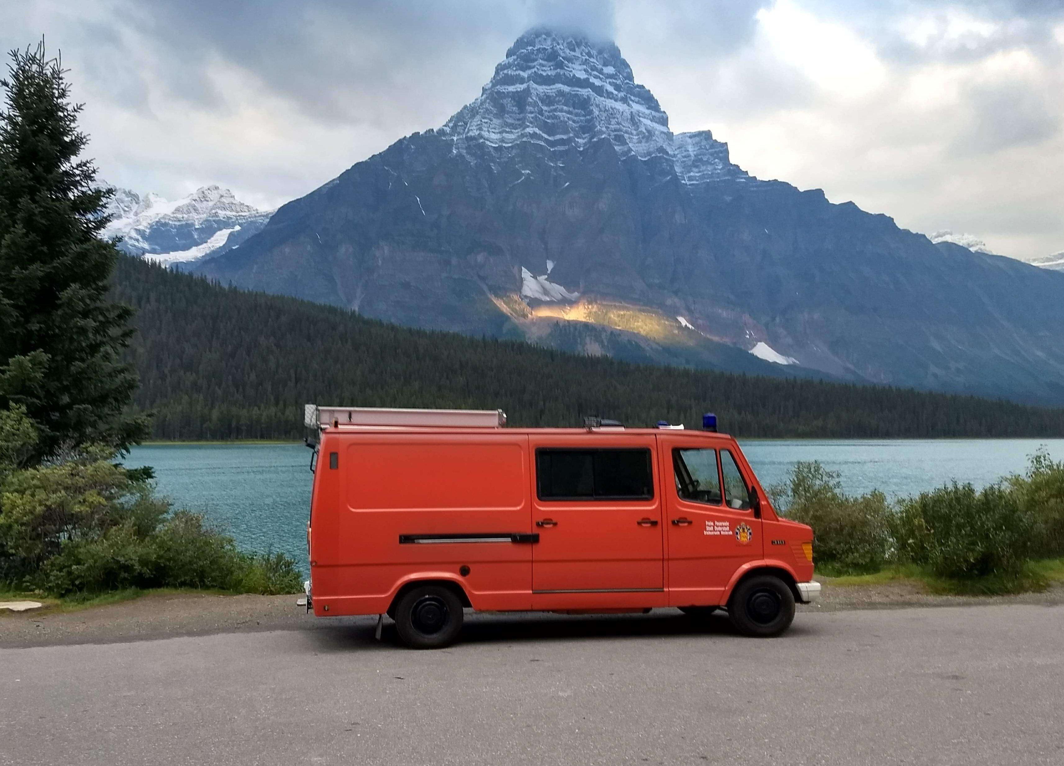german ambulance van life the best van to buy online camper conversion to live in van build