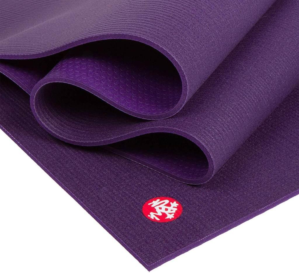 Manduka yoga mat Vacay Vans vanlife health and beauty routine