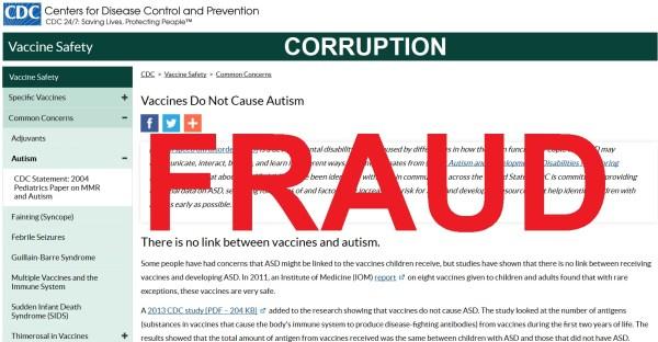 CDC Fraud Corruption