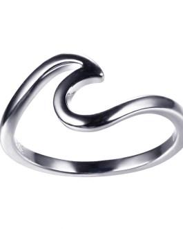 Simple wave ring vacelery
