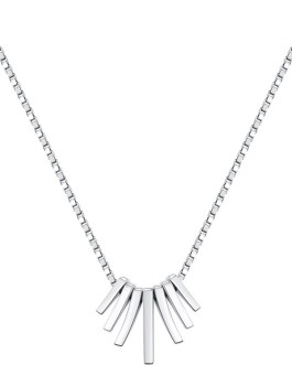 Tassel pendant necklace | S925
