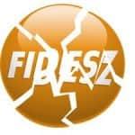 Fidesz logó széttörve