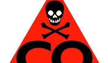 Ne halj meg a szénmonoxid-jelző hiánya miatt!