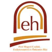Pest Megyei Család, Esélyteremtési és Önkéntes Ház logó