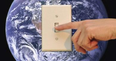 Csatlakozz a Föld Órájához: kikapcsolás, felvonulás