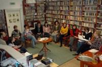 Könyvtáros klub