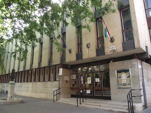 zeneiskola épülete