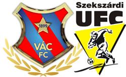 Vác FC - Szekszárd logók-250