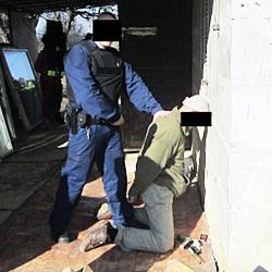 bűnöző elfogása Budaörsön-250