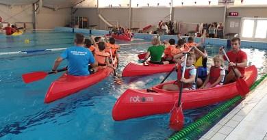 Játékos vízi program az Európai Mobilitási Hét során