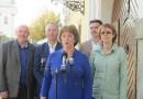 Matkovich Ilona békét szeretne a városban (videó)