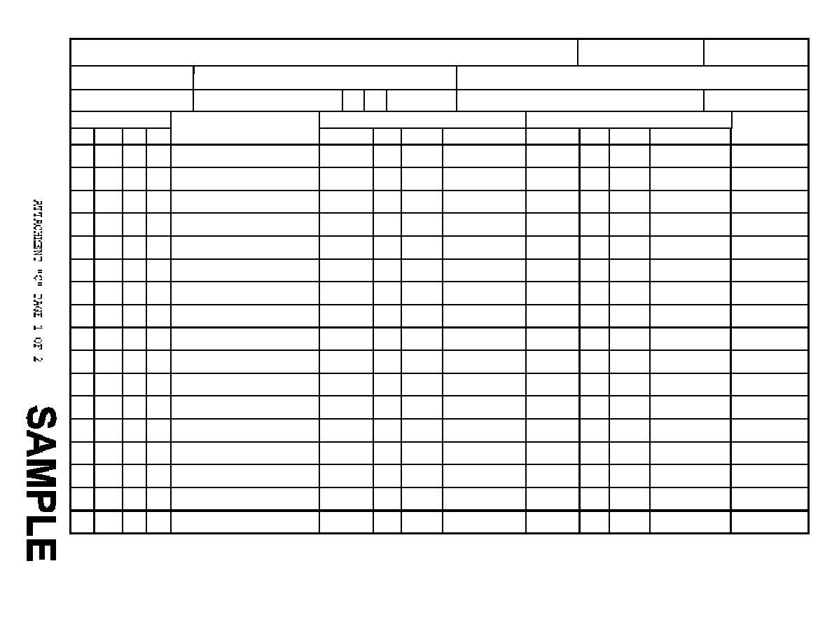 Estimate Worksheet