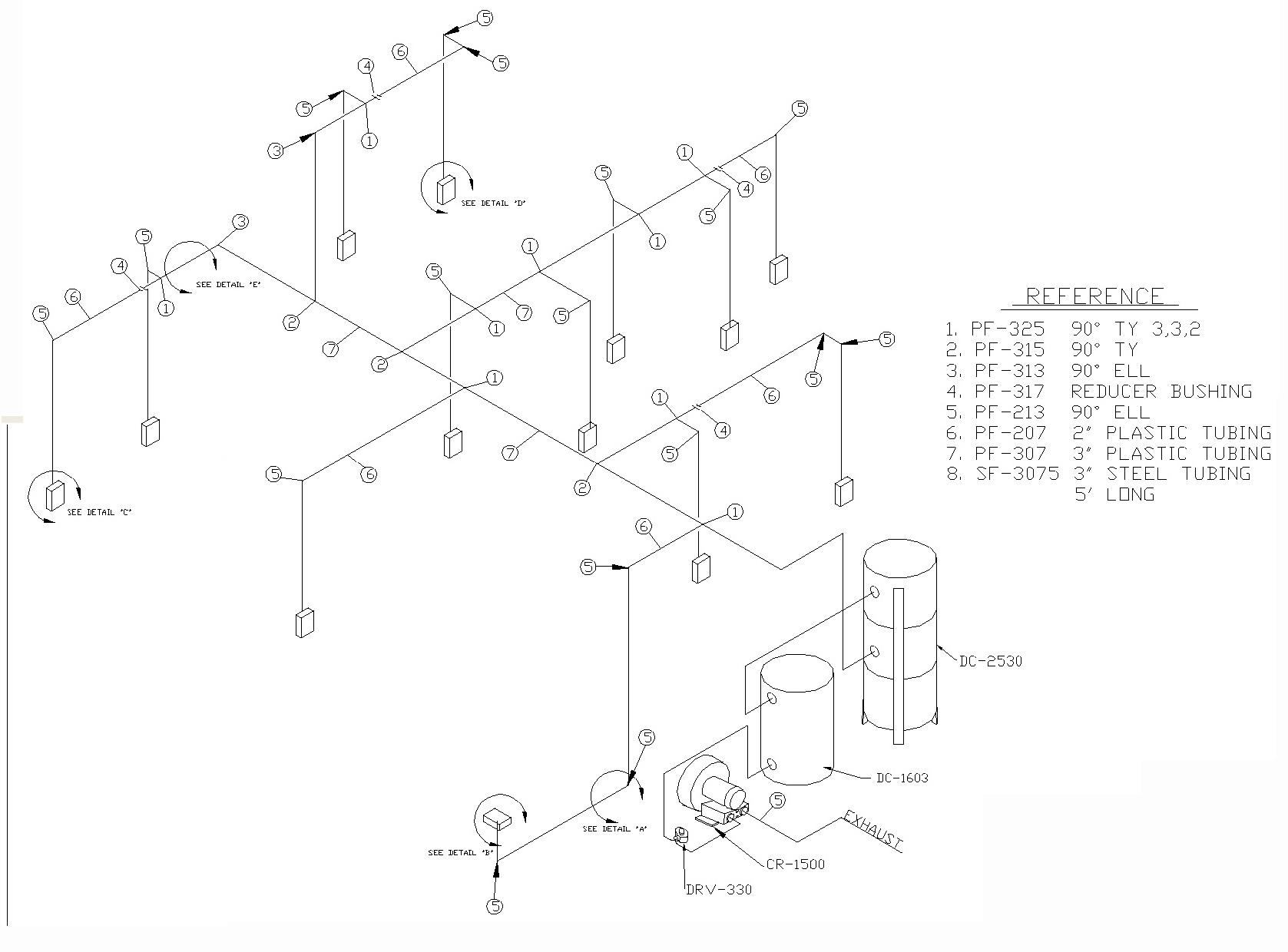 Commercial Vacuum System Design Manufacturer Of Vacumaid