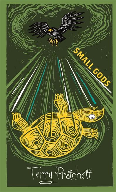 Small Gods Terry Pratchett : small, terry, pratchett, Small, Gods,, Terry, Pratchett, Occasional, Mumbling
