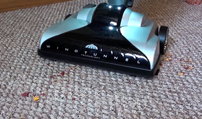 Hoover Platinum Lightweight Upright Vacuum