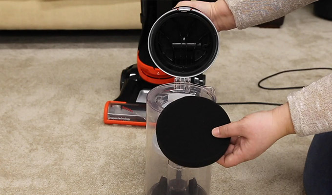 How to Clean Bissell Vacuum Filters FI