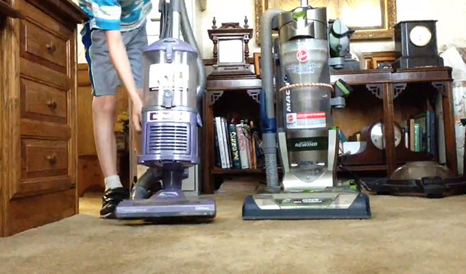 Which One Is Faster Between Hoover vs Shark Vacuum