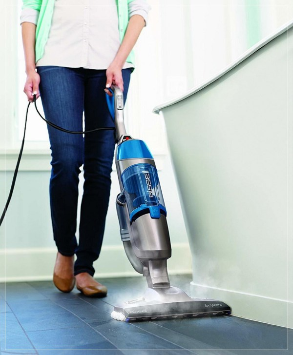 Vacuum And Steam Mop Combo Vacuumcleaness