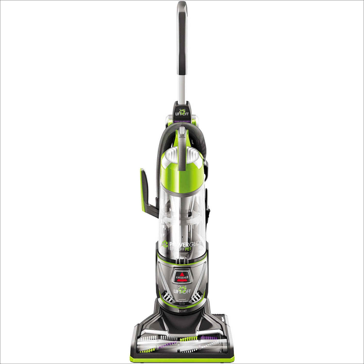 Bissell Lift Off Bagless Vacuum Cleaner • VacuumCleaness
