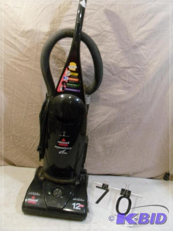 Bissell Powerforce 12 Amp Vacuumcleaness