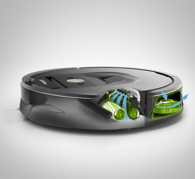 iRobot Roomba 900 Cleaning System
