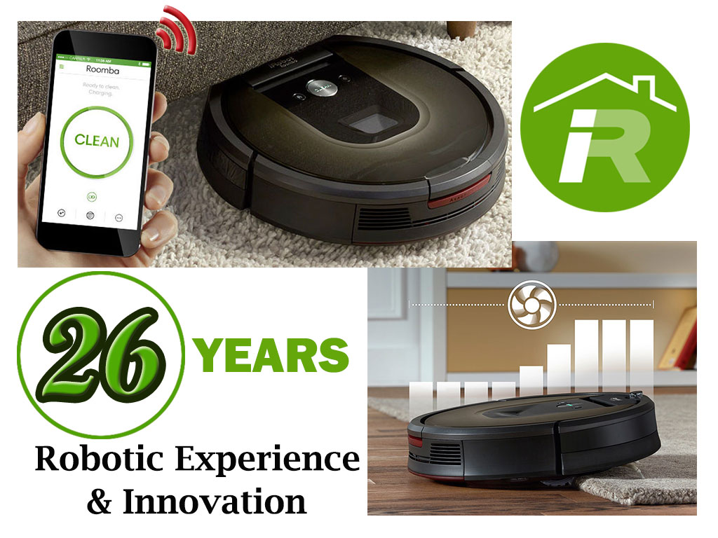 Roomba 980 Latest Model