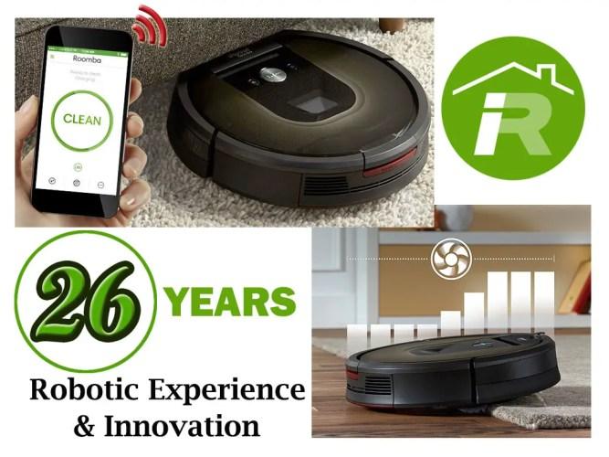 Roomba 980 Latest Model