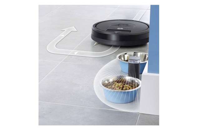 Roomba 980 with Dual Mode Virtual Wall
