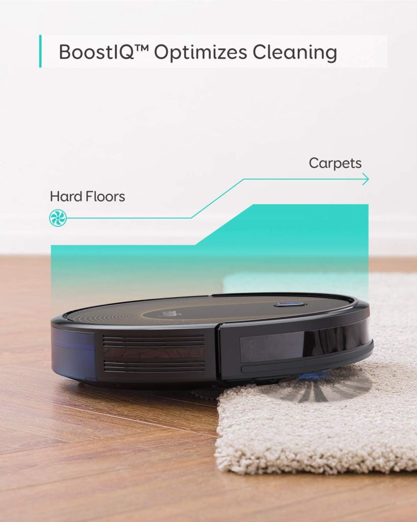 Eufy Boost IQ RoboVac 30C, vacuum fanatics