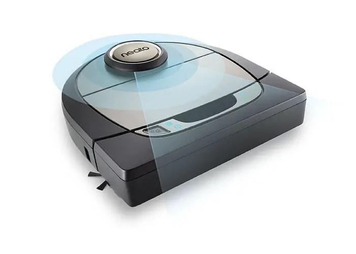 Neato Botvac D80, laser mapping, Vacuum Fanatics