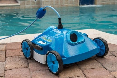 7 best above ground pool vacuum reviews cleaners buying for Above ground pool buying guide