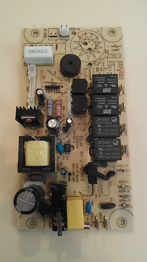 small resolution of heat surge roll n glow m7series circuit board 418 heat pump thermostat wiring diagrams