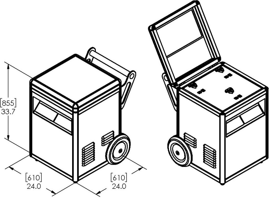 vacuum metrology systems: VMS2HA