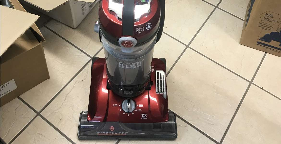 Hoover WindTunnel Upright Vacuum Repair