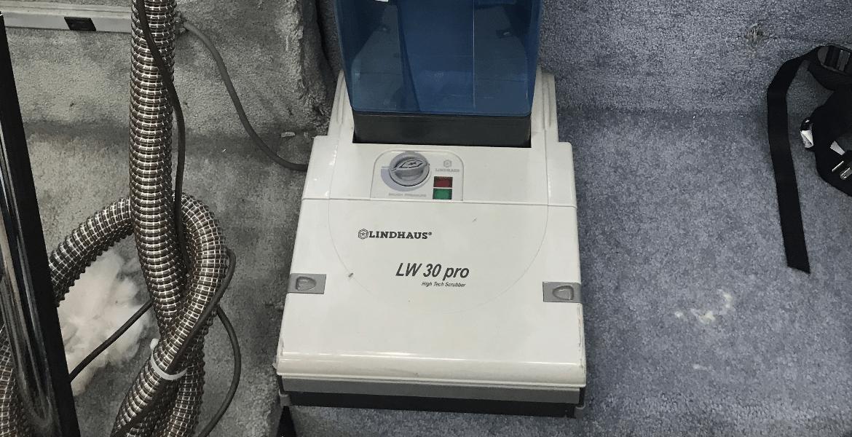 Lindhaus LW30 LindWash Bare Floor Scrubber Repair