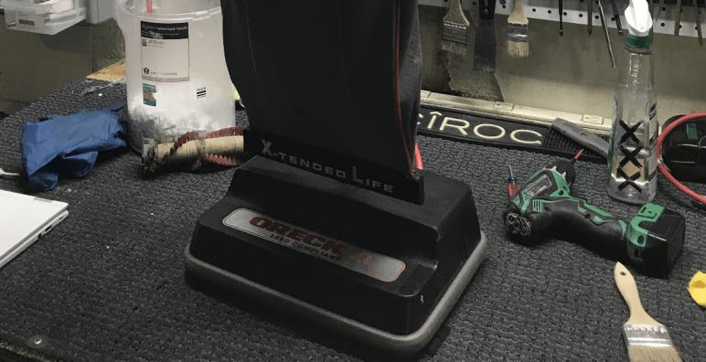 Oreck XL Commercial Vacuum Service