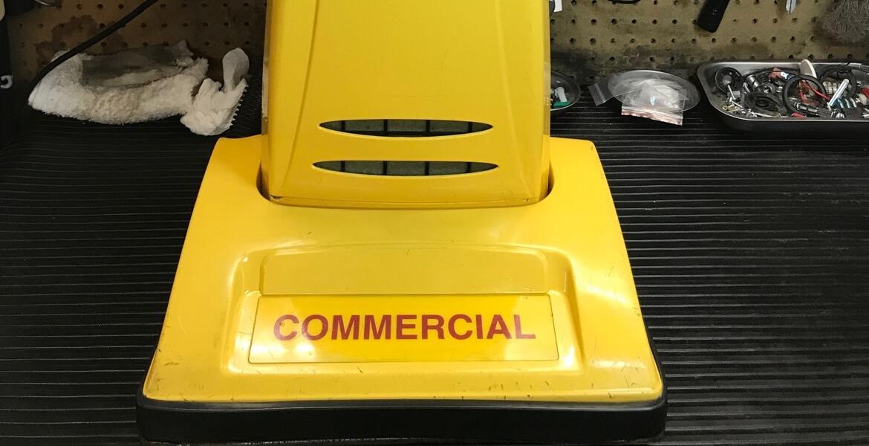 Commercial Vacuum Cleaners Repair