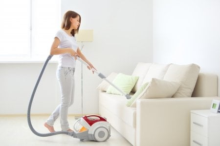 functions of vacuums