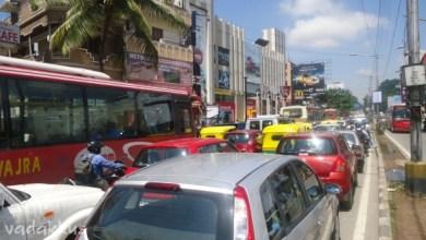 Bangalore Traffic Jam